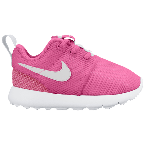 a43bd2bd7df81 Nike Roshe One - Girls  Toddler - Casual - Shoes - Pink Blast White