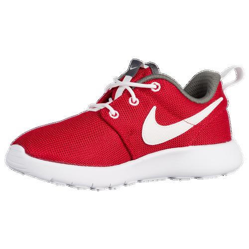 Nike Roshe One - Boys' Preschool - Red / White
