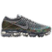 bfcb0e95a27f7 Nike Air VaporMax Flyknit - Women s - Running - Shoes - Dark Grey ...
