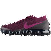 734f1f2c6ac Nike Air VaporMax Flyknit - Women s - Running - Shoes - Dark Grey ...