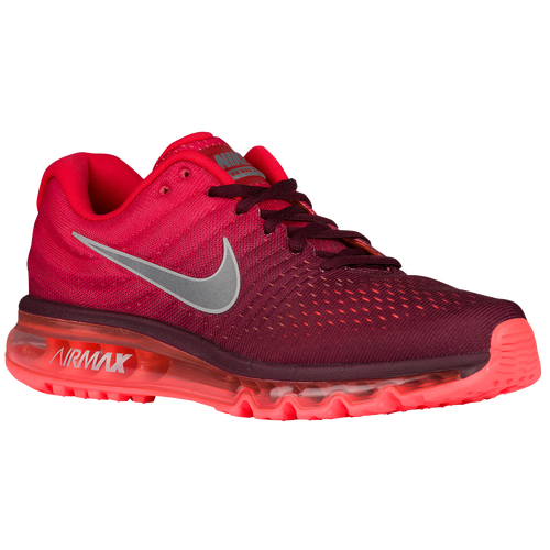 competitive price ec77e 06d9f Nike Air Max 2017 - Men s - Running - Shoes - Tumbled Grey Black Stealth