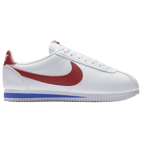 Nike Cortez LE - Men s - Casual - Shoes - White Red Blue 92953f941