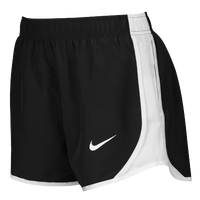Nike Team Dry Tempo Shorts - Women's - Black / White