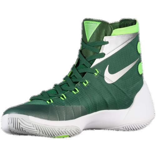 Nike Hyperdunk Womens Green  857b78f23