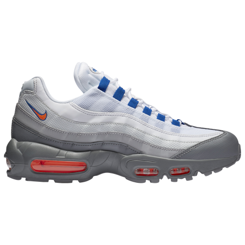 Mens White Nike Air Max 95 Trainers TM568219o