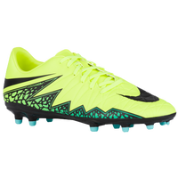Nike Hypervenom Phelon 2 FG - Men's - Light Green / Aqua