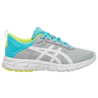 ASICS® GEL-Quantum Lyte - Girls' Grade School - Grey / Aqua
