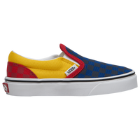 Vans Classic Slip On - Boys' Grade School - Multicolor
