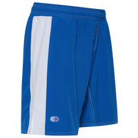 Cliff Keen Competition Wrestling Shorts with Side Panel - Men's - Blue