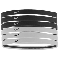 Nike Swoosh Sport Headbands 2.0 - Women's - Black / White