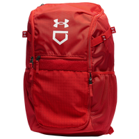 Under Armour Utility Baseball Backpack - Red