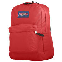 JanSport Superbreak Backpack - Red / Red