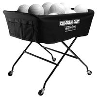 Tandem Colossal Ball Cart - Black / Black