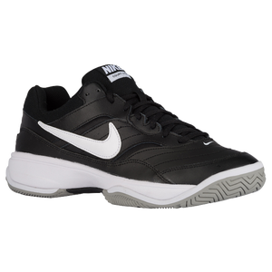 Nike Court Lite - Men's - Black/Medium Grey/White