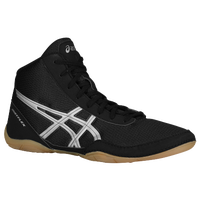 ASICS® Matflex 5 - Men's - Black / Silver