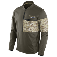 Nike NFL Salute To Service Hybrid Jacket - Men s - Dallas Cowboys - Olive  Green   aa19f9354