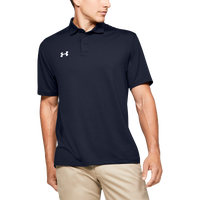 Under Armour Team Performance Polo - Men's - Navy