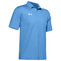 Under Armour Team Performance Polo - Men's - Light Blue