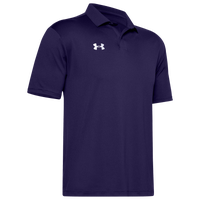 Under Armour Team Performance Polo - Men's - Purple