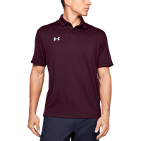 Under Armour Team Performance Polo - Men's - Maroon