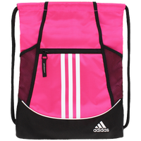 adidas Alliance II Sackpack - Pink / Black