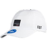 6c55ac643c5 adidas Originals EQT Label Cap - Men s - White   Black