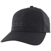 da3c677c69f adidas Originals Forum Weld Cap - Men s - All Black   Black