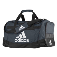 adidas Defender III Medium Duffel - Grey / Black