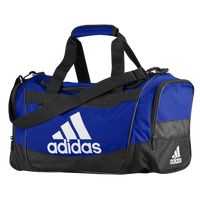 adidas Defender III Small Duffel - Blue / Black