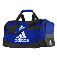 adidas Defender III Medium Duffel - Blue / Black