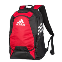 adidas Stadium II Backpack - Red / Black