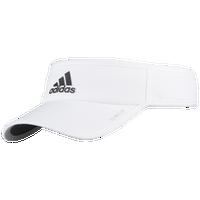 adidas Superlite Visor - Men s - White   Black 5e311c2e4d1