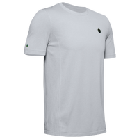Under Armour Rush Seamless HG Fitted T-Shirt - Men's - White