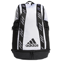 adidas Team Creator 365 Backpack - White / White