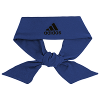 adidas Alphaskin Tie Headband - Blue