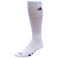 adidas 3 Pack Cushion Crew Socks II - Men's - White