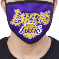 Pro Standard NBA Logo Face Mask - Los Angeles Lakers - Purple