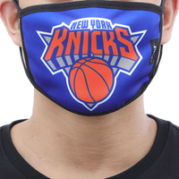 Pro Standard NBA Logo Face Mask - Blue
