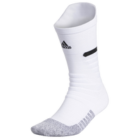 adidas adiZero Football Cushioned Crew Socks - White