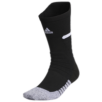 adidas adiZero Football Cushioned Crew Socks - Black