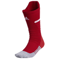 adidas adiZero Football Cushioned Crew Socks - Red