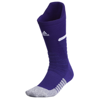 adidas adiZero Football Cushioned Crew Socks - Purple