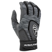 Rawlings 5150 Batting Glove - Men's - Black / Grey
