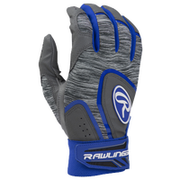 Rawlings 5150 Batting Glove - Men's - Blue / Grey