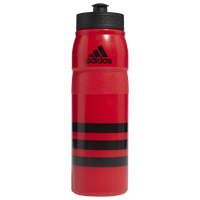 adidas Stadium Plastic Water Bottle - Red
