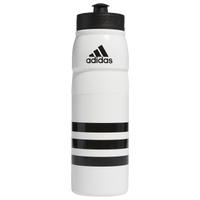 adidas Stadium Plastic Water Bottle - White