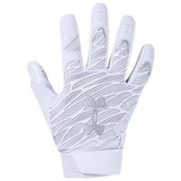 Under Armour Spotlight NFL Receiver Gloves - Men's - White