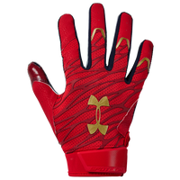 Under Armour Spotlight LE NFL Receiver Gloves - Men's - Red