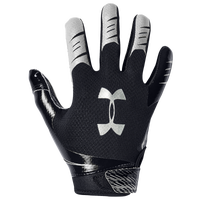 Under Armour F7 Receiver Gloves - Boys' Grade School - Black