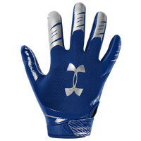 Under Armour F7 Receiver Gloves - Boys' Grade School - Blue